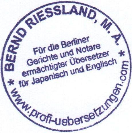 beeidigte übersetzer berlin